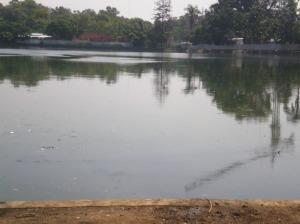 Danau Kampus kita